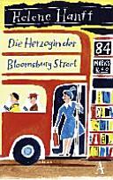 Die Herzogin der Bloomsbury Street PDF