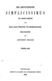 Der abenteuerliche Simplicissimus und andere Schriften: Band 1