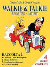 Walkie e Talkie 1-2-3-4