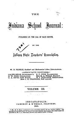 The Indiana School Journal PDF