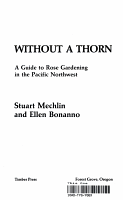 Without a Thorn PDF