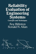 Reliability Evaluation of Engineering Systems