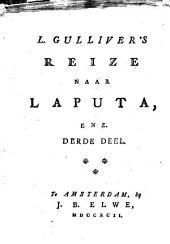 Gulliver's reize naar Lilliput: Volume 2