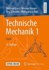 Technische Mechanik 1: Statik, Ausgabe 13