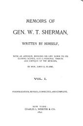 Memoirs of Gen. W.T. Sherman