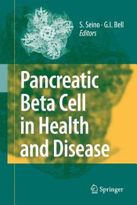Pancreatic Beta Cell in Health and Disease PDF