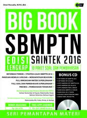 Big Book SBMPTN SAINTEK 2016