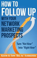 How to Follow Up With Your Network Marketing Prospects PDF