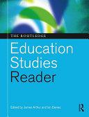 The Routledge Education Studies Reader PDF