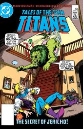 Tales of the Teen Titans (1984-) #51