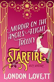 Murder on the Angels Flight Trolley Book