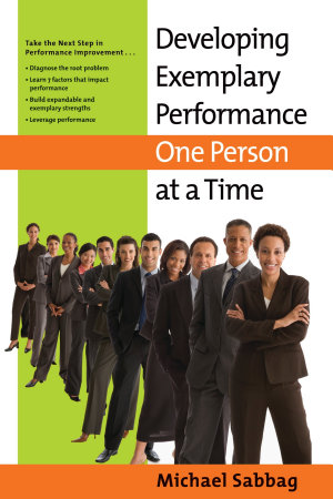 Developing Exemplary Performance One Person at a Time PDF