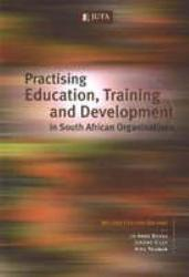Practising Education, Training and Development in South African Organisations