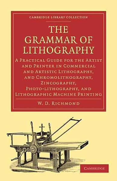 The Grammar of Lithography PDF