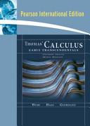 Thomas  Calculus PDF