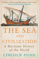 The Sea and Civilization PDF