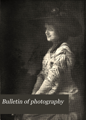Bulletin of Photography: Volume 14