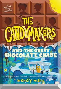 The Candymakers and the Great Chocolate Chase Book