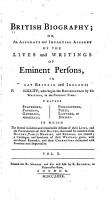 British Biography PDF