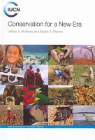 Conservation for a New Era PDF