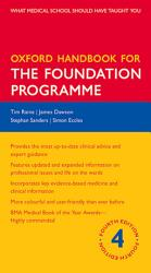 Oxford Handbook for the Foundation Programme PDF