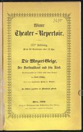 Die Mozart-Geige, oder Der Dorfmusikant und sein Kind: Charaktergemälde in drei Akten nebst einem Vorspiel, von Carl Elmar