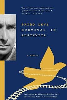 Survival In Auschwitz Book