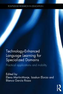 Technology Enhanced Language Learning for Specialized Domains PDF