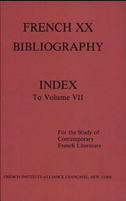 French Twenty Bibliography PDF
