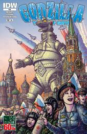 Godzilla: Rulers of Earth #15