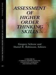 Assessment Of Higher Order Thinking Skills Book PDF
