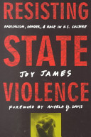 Resisting State Violence Book
