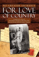 No Greater Sacrifice for Love of Country