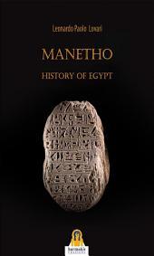 Manetho: History of Egypt