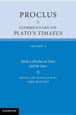 Proclus: Commentary on Plato's Timaeus: Volume 5