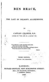 Ben Brace: The Last of Nelson's Agamemnons