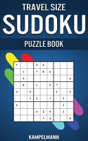 Travel Size Sudoku Puzzle Book