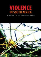 Violence in South Africa PDF