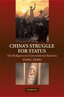 China s Struggle for Status PDF
