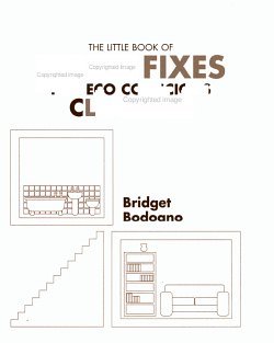 The Little Book of Quick Fixes for Eco Conscious Cleaning PDF