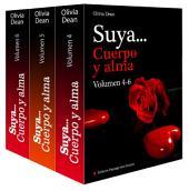 Suya, cuerpo y alma 4-6 (Paquete de colección)