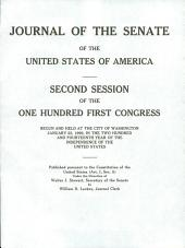 Journal of the Senate of the United States of America PDF