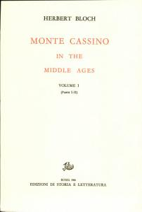 Monte Cassino in the Middle Ages PDF
