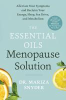 The Essential Oils Menopause Solution PDF