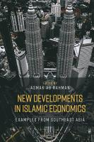 New Developments in Islamic Economics PDF