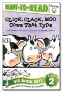 Click, Clack! Ready-to-Read Value Pack