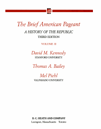 The Brief American Pageant Book