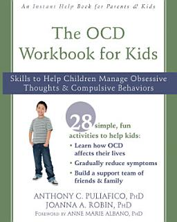 The OCD Workbook for Kids Book