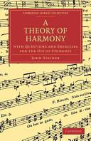 A Theory of Harmony PDF