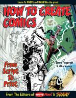 How to Create Comics  From Script to Print PDF